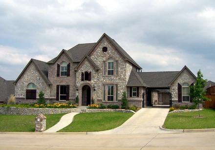House Plan 88636