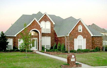 House Plan 88638