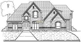 House Plan 88641