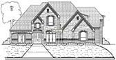 Plan Number 88641 - 4409 Square Feet