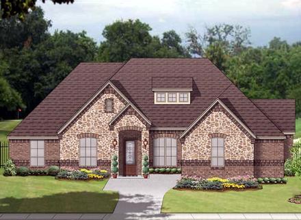 House Plan 88645