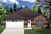 Plan Number 88646 - 1538 Square Feet