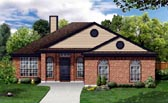 Plan Number 88647 - 1539 Square Feet