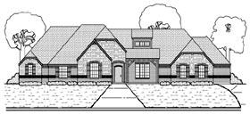 House Plan 88690