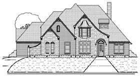 House Plan 88693