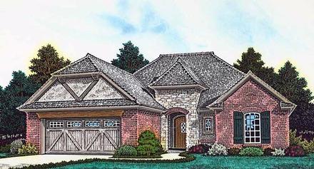 House Plan 89404