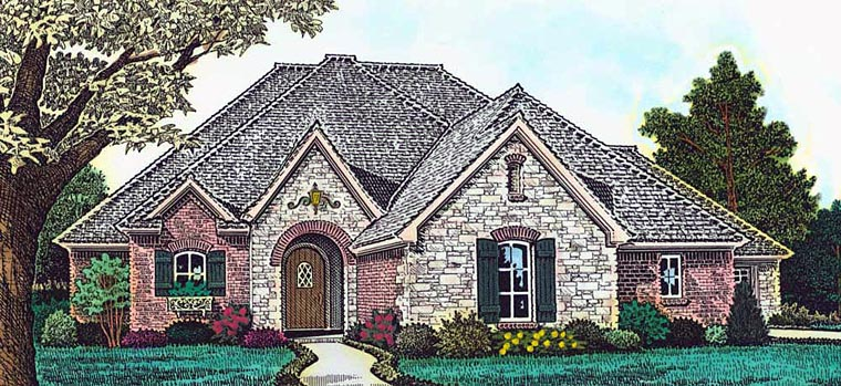 House Plan 89408