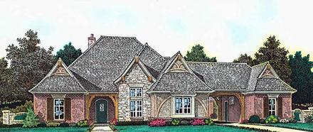 House Plan 89409