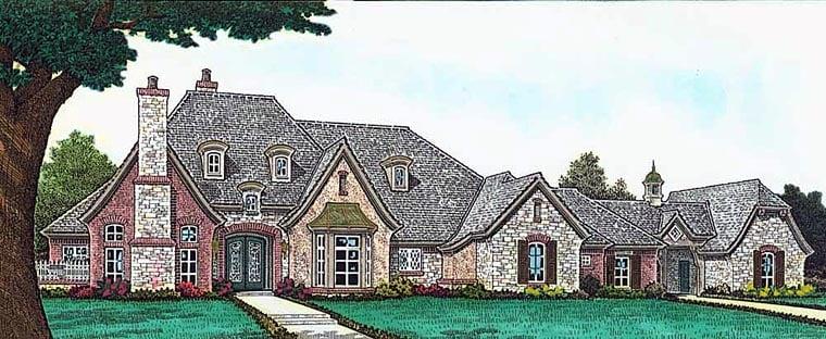 Tudor House Plans And Home Plans For Tudor Style Home Designs