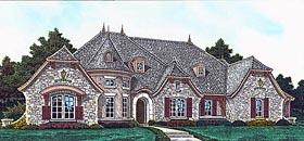 House Plan 89414