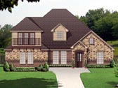 Plan Number 89811 - 3040 Square Feet