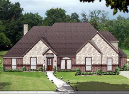 House Plan 89822