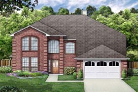 House Plan 89864