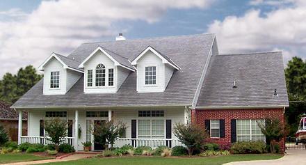 House Plan 89865