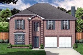 House Plan 89895