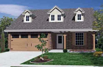 House Plan 89900
