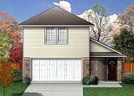 House Plan 89918