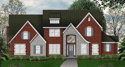 House Plan 89961