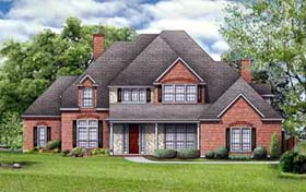 House Plan 89964