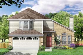House Plan 89994