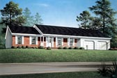 Plan Number 90106 - 1643 Square Feet