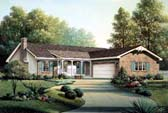 Plan Number 90125 - 1440 Square Feet