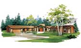 Plan Number 90204 - 3262 Square Feet