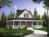 Plan Number 90234 - 1072 Square Feet