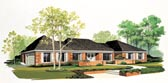 Plan Number 90247 - 3225 Square Feet