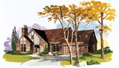 Plan Number 90251 - 2211 Square Feet