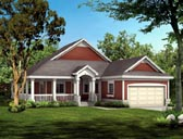 Plan Number 90282 - 1295 Square Feet