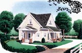 Plan Number 90315 - 1035 Square Feet