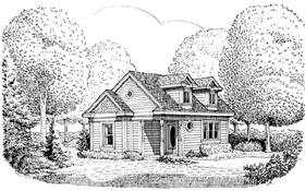 House Plan 90362