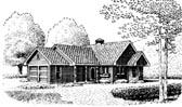 House Plan 90365
