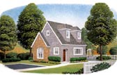Plan Number 90366 - 581 Square Feet