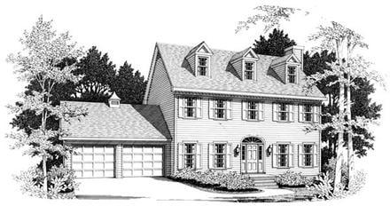 House Plan 90448