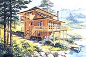 Plan Number 90633 - 1704 Square Feet