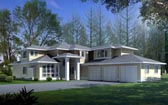 Plan Number 90715 - 2937 Square Feet