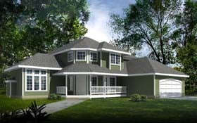 House Plan 90733