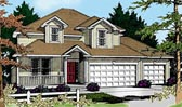 Plan Number 90738 - 2521 Square Feet