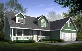 House Plan 90742