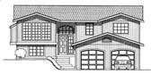 Plan Number 90745 - 1183 Square Feet