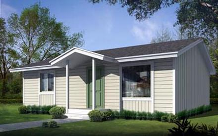 House Plan 90756