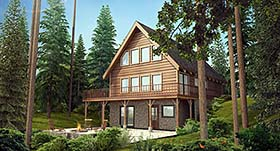 House Plan 90822