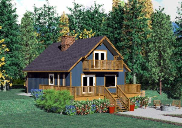 House plan 90847 at for Familyhomeplans 75137