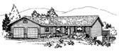 Plan Number 90849 - 1507 Square Feet