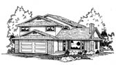 Plan Number 90858 - 2292 Square Feet