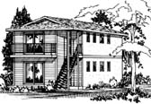 Multi-Family Plan 90864