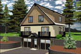 Plan Number 90889 - 1454 Square Feet