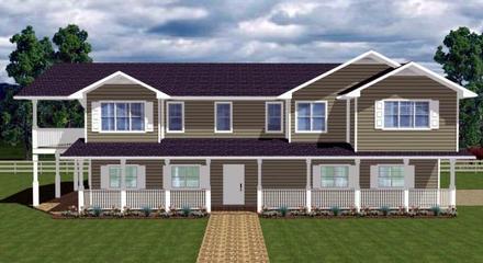 House Plan 90890